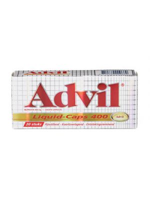 Advil 400 mg Spalt Liquid 20 Liquid-Caps