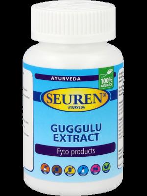 Guggulu Extract  Ayurveda 60 Capsules