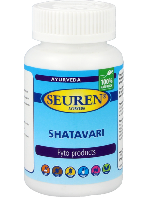 Shatavari Ayurveda 120 Tabletten