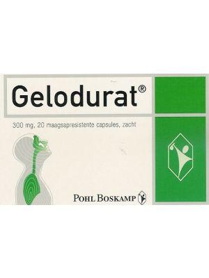 Gelodurat (Bronsini) 20 Capsules