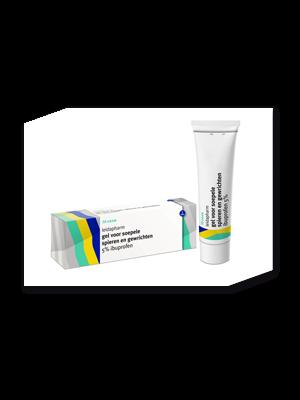 Ibuprofen gel 50 gr Leidapharm®