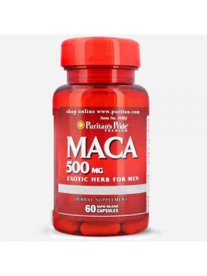 Puritan's Pride Maca 500 mg 60 Capsules 39102