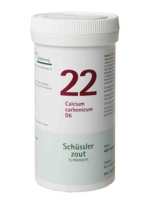 Sels de Schüssler nr 22 Calcium carbonicum D6 400 comprimés