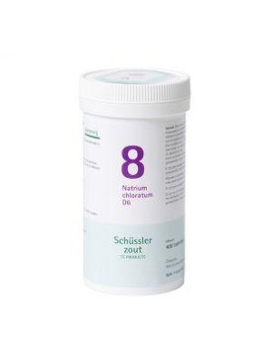 Sels de Schüssler nr 8 Natrium Chloratum D6 400 comprimés