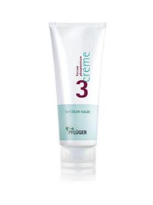 Crème de Schüssler nr. 3 Ferrum Phosphoricum D4 75 ml Pflüger
