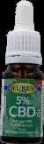 Seuren Nutrients CBD Olie (5%) Full spectrum   Hennepolie 10 ml