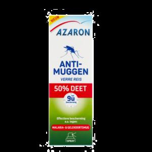 Azaron Spray Anti-Moustique 50% DEET 50ml
