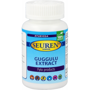 Guggulu Extract Ayurveda 120 Tabletten