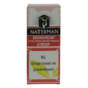 Natterman Bronchicum Extra Sterk 200 ml