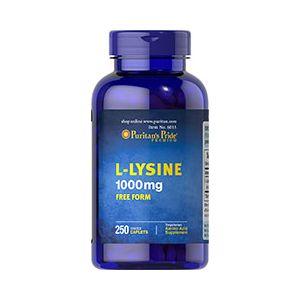 Puritan's Pride L Lysine 1000 mg 250 Tabletten 6013