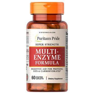 Puritan's Pride Multi Enzyme Formula 60 Tabletten 13011