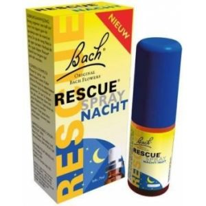 Bach Rescue Nacht Spray 20 ml