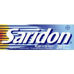 Saridon ® 20 Tabletten