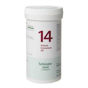 Sels de Schüssler nr 14 Kalium Bromatum D6 400  comprimés