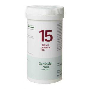 Sels de Schüssler nr 15 Kalium Jodatum D6 400  comprimés