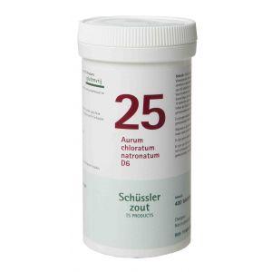 Sels de Schüssler nr 25 Aurum chloratum natronatum D6 400  comprimés