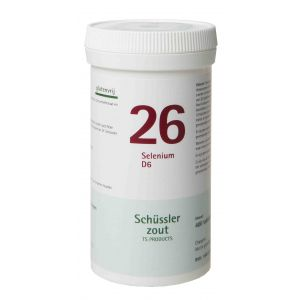 Sels de Schüssler nr 26 Selenium D6 400 comprimés