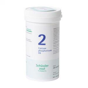 Sels de Schüssler nr 2 Calcium Phosphoricum D6 400 comprimés