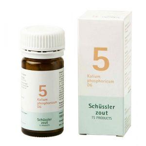 Sels de Schüssler nr 5 Kalium Phosphoricum D6 100 comprimés