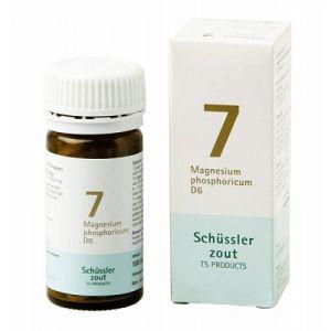 Sels de Schüssler nr 7 Magnesium Phophoricum D6 100 comprimés