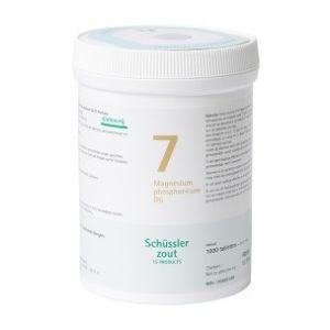 Sels de Schüssler nr 7 Magnesium Phophoricum D6 1000 comprimés
