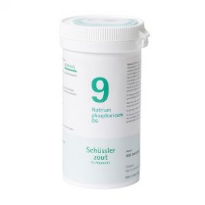 Sels de Schüssler nr 9 Natrium Phosphoricum D6 400 comprimés