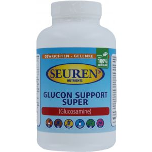 Seuren Nutrients Gluconsupport Super  (Glucosamine) 200 Tabletten