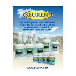 Catalogue Seuren Nutrients (Allemand)