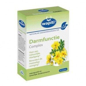 Wapiti ® Darmfunctie Complex 60 Tabletten