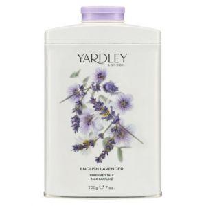 Yardley lavendel talc 200 gr.